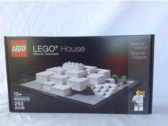 Lego House, Billund, Danmark. - Malmö - Lego House, Billund, Danmark. - Malmö