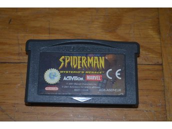 Spider-Man Mysterios Menace Spiderman - Gameboy Advance