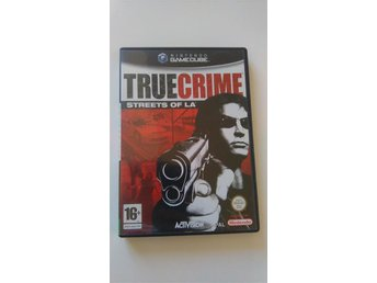 True Crime: Streets of LA - Gamecube