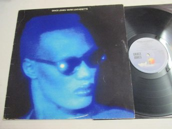 "Grace Jones ""Warm Leatherette"""