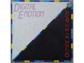 Digital Emotion title* Outside In The Dark* Italo-Disco, Synth-pop, Disco LP