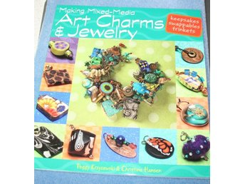 Making Mixed-Media - Art Charms & Jewelry,