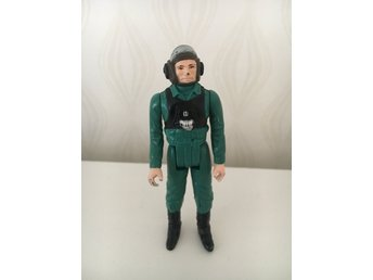 Star Wars vintage A-wing pilot