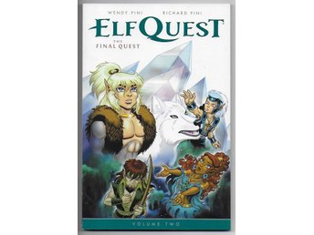 Elfquest: The Final Quest Volume 2 TP NM Ny Import