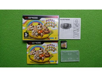 Super Monkey Ball KOMPLETT N-Gage