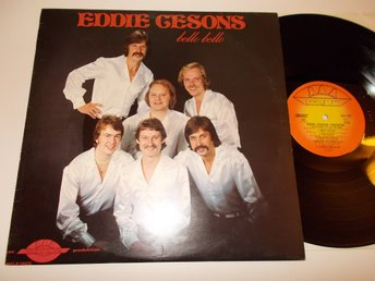 EDDIE CESONS - Bello bello, LP Bellogram 1978