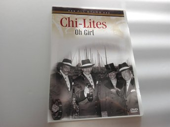 Chi-Lites - Oh Girl DVD - Regionsfri NTSC - soul r&b live - Have You Seen Her