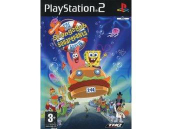 Javascript är inaktiverat. - Hyssna - Playstation 2 (PS2) - SpongeBob SquarePants: The Movie Begagnat Playstation 2 spel i bra skick Se baksida för mer information om spelet... ---- Vi köper, säljer och byter Tvspel, Film och Musik mm - Hyssna