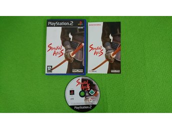 Samurai Aces PS2 Playstation 2