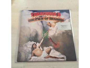 TENACIOUS D - THE PICK OF DESTINY. NEW GATEFOLD LP.