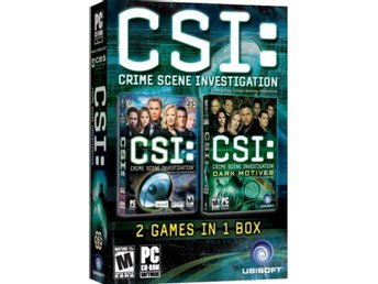 CSI & CSI Dark Motives