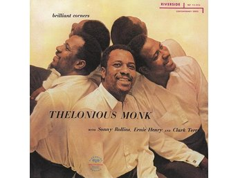 "Thelonious Monk ""Brilliant Corners"" vinyl"