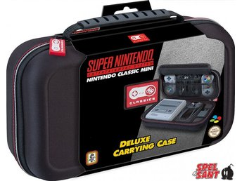 Nintendo SNES Classic Edition Deluxe Carrying Case
