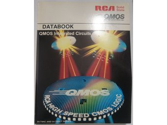 RCA Databook QMOS Integrated Circuits 54/74HC AND 54/74HCT Series