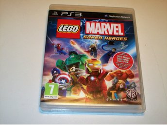 PS3 MARVELSUPER HEROES LEGO