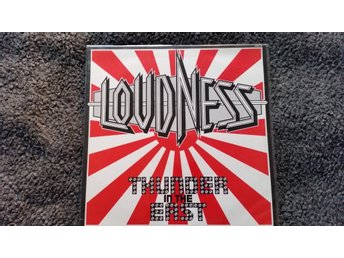 Loudness Thunder in the east LP 80´s heavy metal