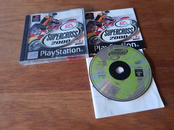 SUPERCROSS 2000 PS1 BEG