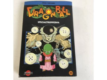 Bok, Dragon Ball 23, Akira Toriyama, Pocket, ISBN: 9789163825118, 2001