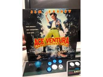 Laserdisc - Ace Ventura When Nature Calls - Enkel