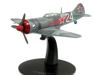 Solido War Master - Lavochkin La-7 - WW2 fighter - 1/72 scale - last one!