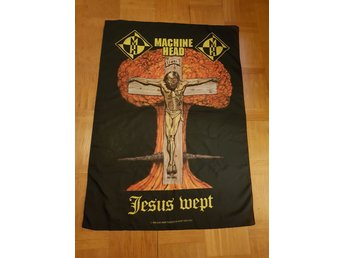 Machine Head (Flagga) 106X75