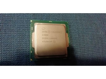 Processor Intel celeron G3900 s1151