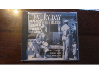 Every day I have the blues  CD