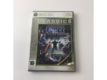 Star Wars Force Unleashed, TV-Spel, Xbox 360, Action