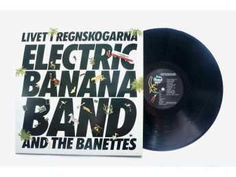 ** Electric Banana Band - Livet i Regnskogarna  **