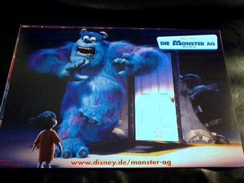 MONSTERS  INC Disney  ÅR 2001    FOTO    8