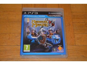 Medieval Moves - Playstation Move Spel - Playstation 3 PS3