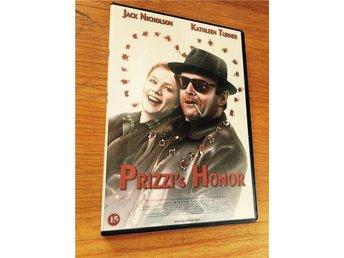 Prizzi's Honor - Jack Nicholson, Kathleen Turner - Gratis Frakt! - Göteborg - Prizzi's Honor - Jack Nicholson, Kathleen Turner - Gratis Frakt! - Göteborg