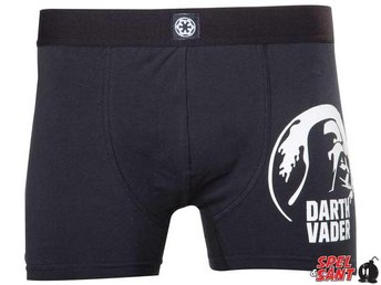 Star Wars Darth Vader Boxershorts Svart (Large)