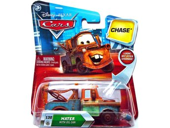 Disney Cars Mater With Oil Can