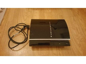 Sony PS3 Playstation 3 40Gb -1kr-