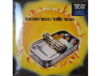 Beastie Boys - Hello Nasty (Vinyl NY) LP