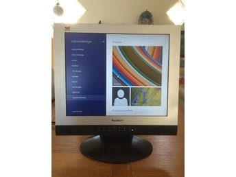Viewsonic Monitor TFT Color LCD 18""