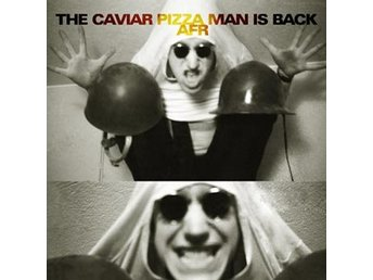Rönnblom Anders F: Caviar pizza man is back 2014 (CD) - Nossebro - Rönnblom Anders F: Caviar pizza man is back 2014 (CD) - Nossebro