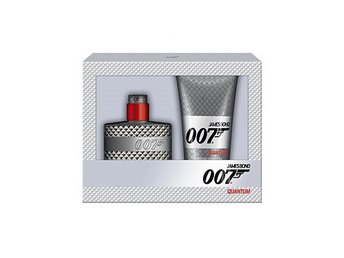 James Bond 007 Quantum Gift Set