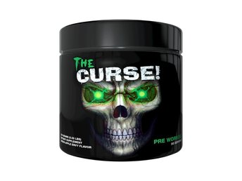 THE CURSE COBRA LABS PWO PRE WORKOUT KOSTTILLSKOTT GREEN APPLE 250 G - NY!