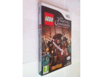 Wii: Pirates of Caribbean The Video Game