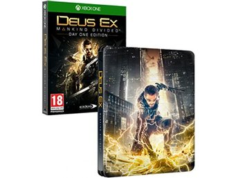 Deus Ex Mankind Divided D1 SteelXBO (XBOXONE)