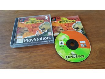DISNEYS DINOSAUR PS1 BEG