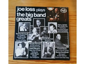 Joe Loss, Plays The Big Band Greats, 1970, Skivan = Excellent