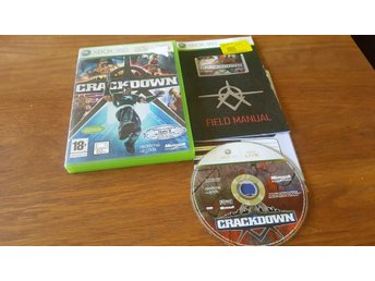 CRACKDOWN XBOX 360 BEG