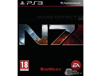 Mass Effect 3 N7 Collectors Edition