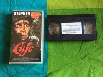 CUJO VHS STEPHEN KING
