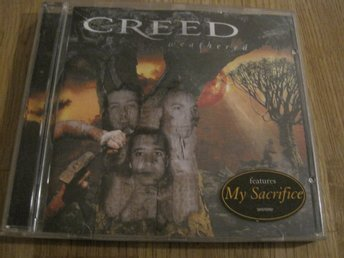 CREED - WEATHERED , CD