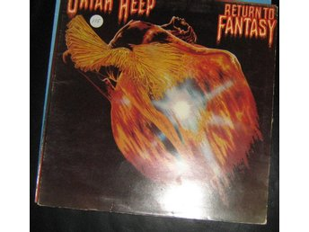 "uriah heep LP ""Return to fantasy"