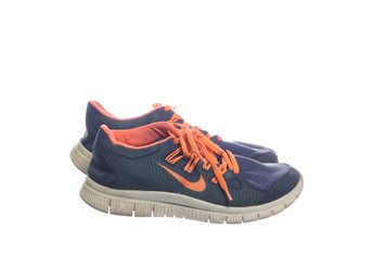 timeless design b72e5 864fa Nike, Träningsskor, Strl  42, Blå Orange